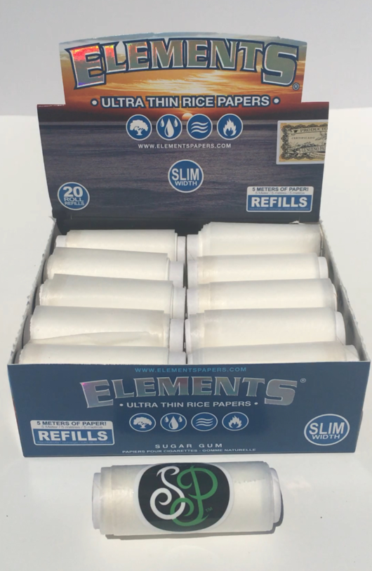 Element Slim Rolling papers | Smoke Proper Rolling Accessories