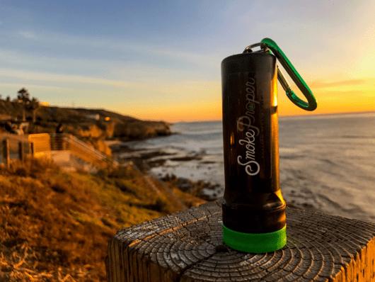 Smoking Rolling Kit at sunset | Smoke Proper Rolling Accessories