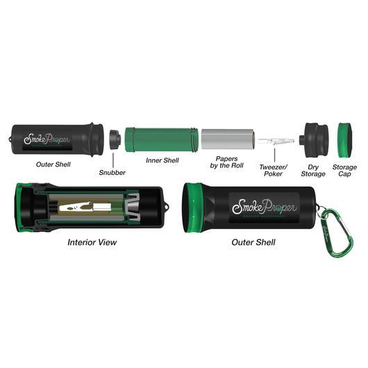 Smoking Rolling Kit | Smoke Proper Rolling Accessories