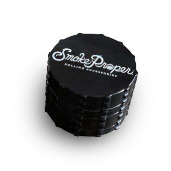 Smoke Proper Black Grinder