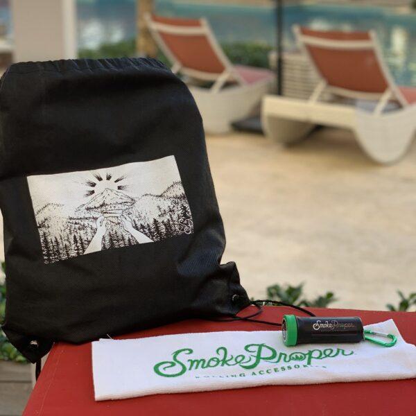 Smoke Proper Tote Bag