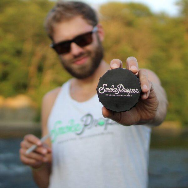 Grinder – Smoke Proper T-Shirt