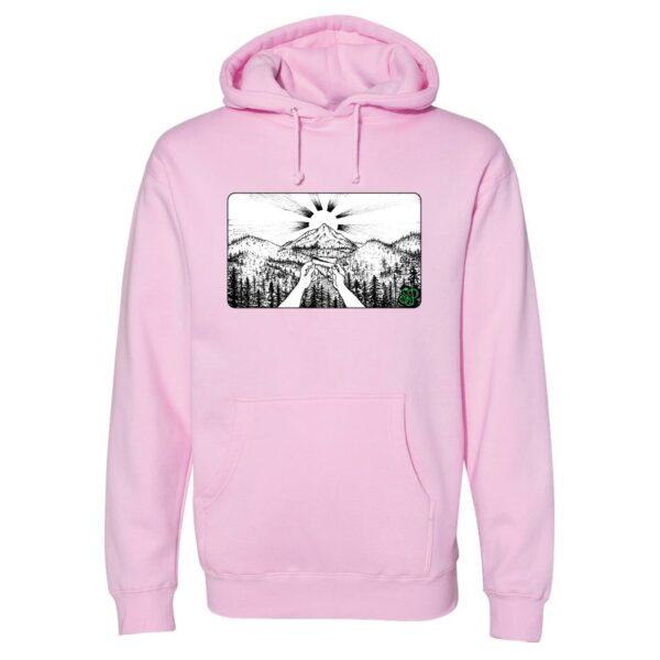 Pink – Smoke Proper Hoodie
