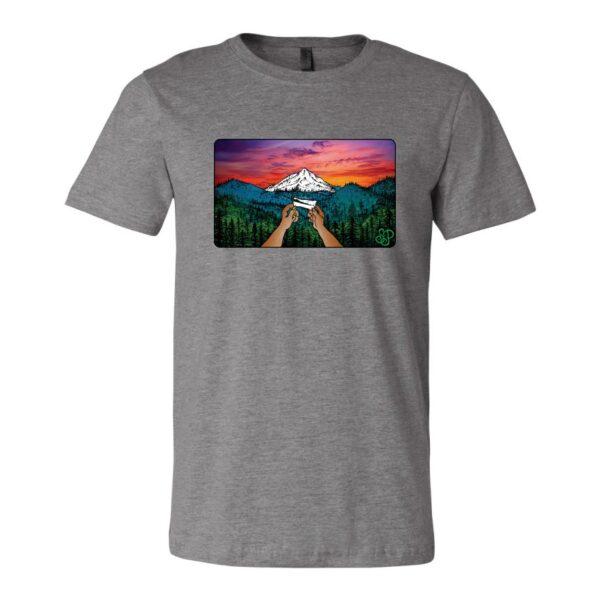 Grey – Smoke Proper T-Shirt