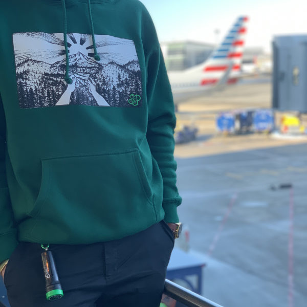 Smoke Proper Hoodie – Ready to travel