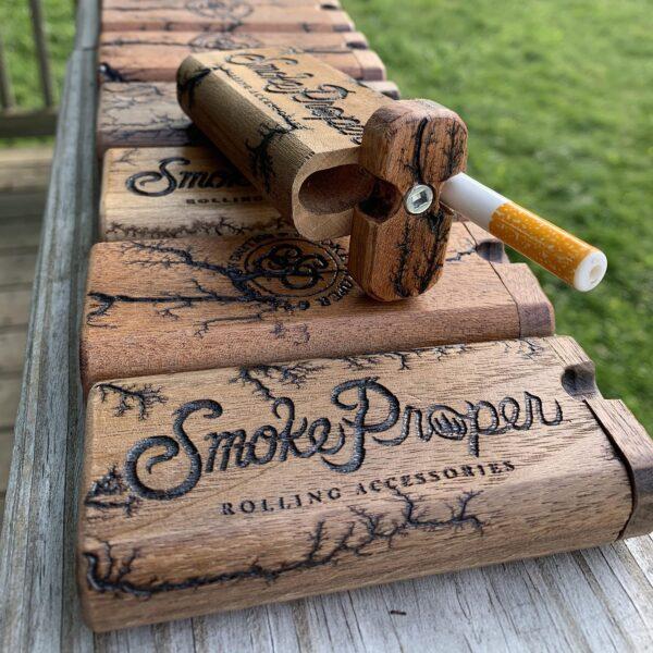 Smoke Proper Dugout